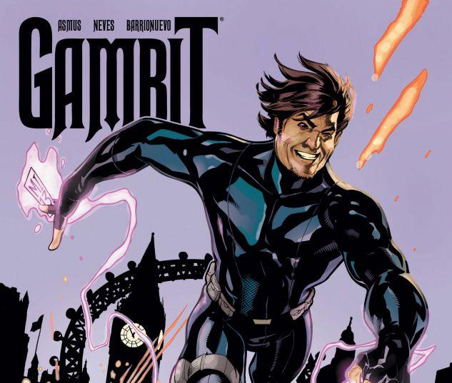 Gambit (2012) #6