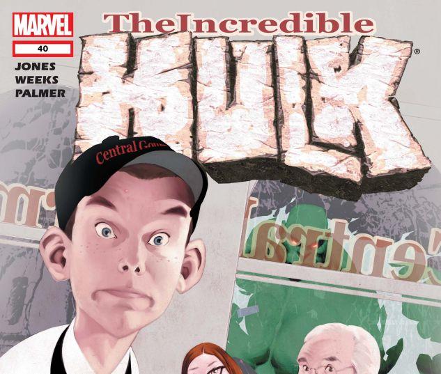 Incredible Hulk (1999) #40