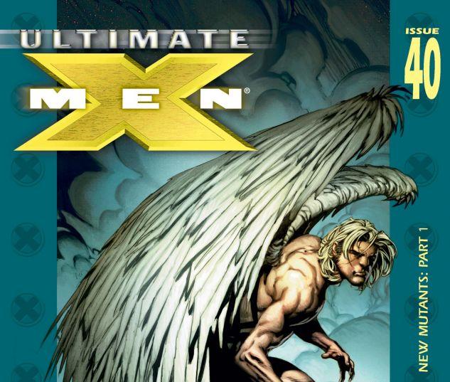 Ultimate X-Men (2001) #40