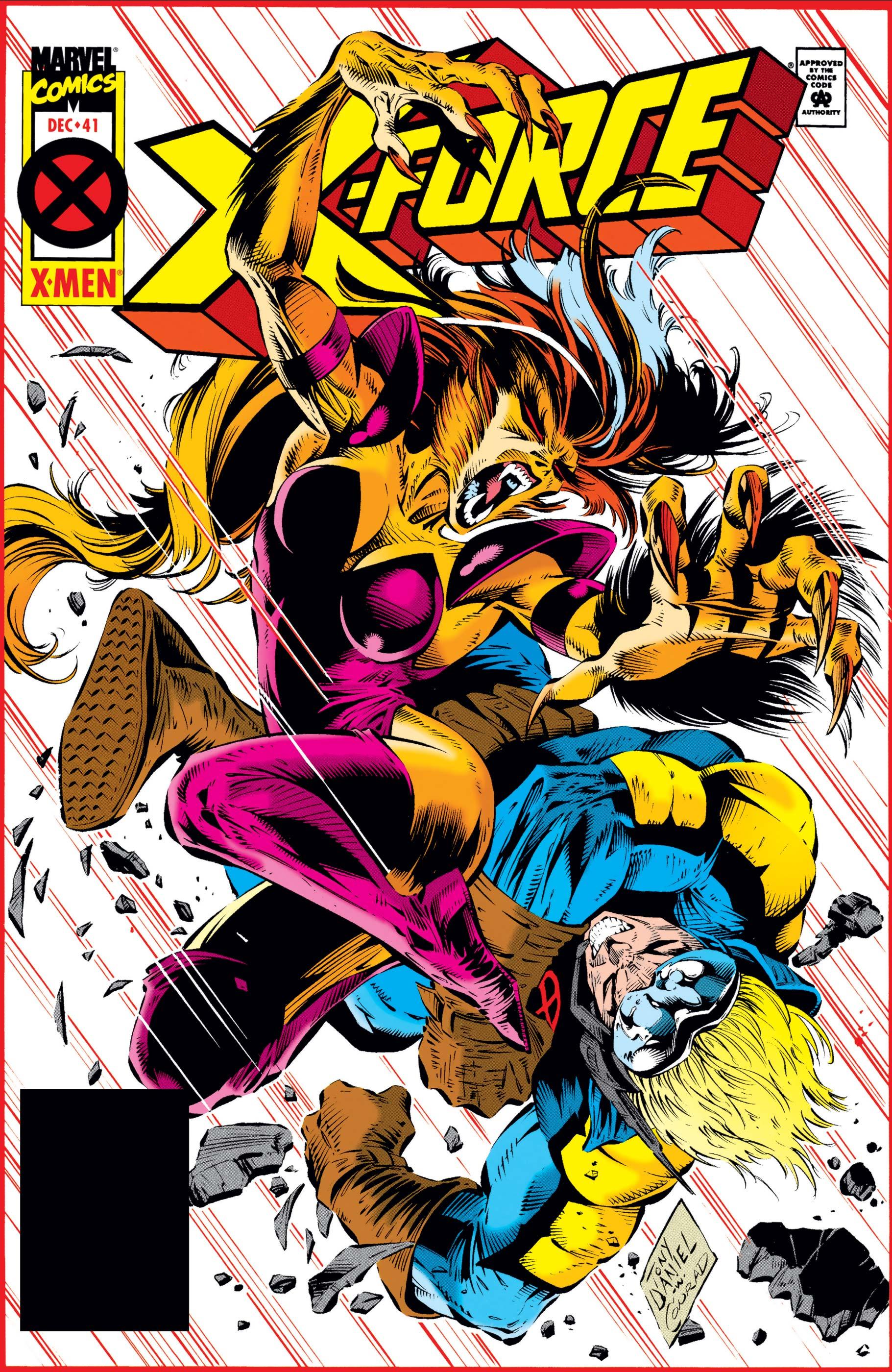 X-Force (1991) #41