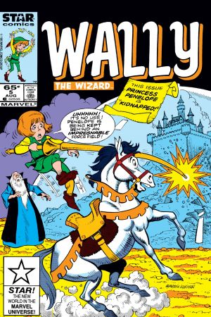 Wally the Wizard (1985) #5