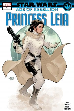 Star Wars: Age Of Rebellion - Princess Leia #1