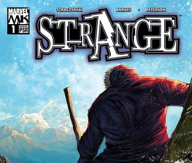 STRANGE (2004) #1