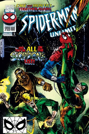 Spider-Man Unlimited #13