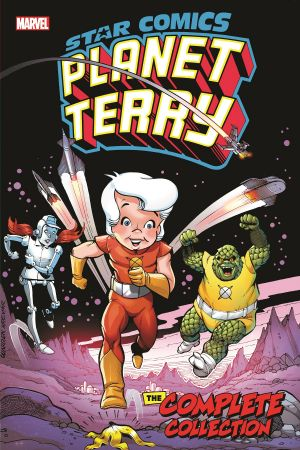 Star Comics: Planet Terry - The Complete Collection  (Trade Paperback)