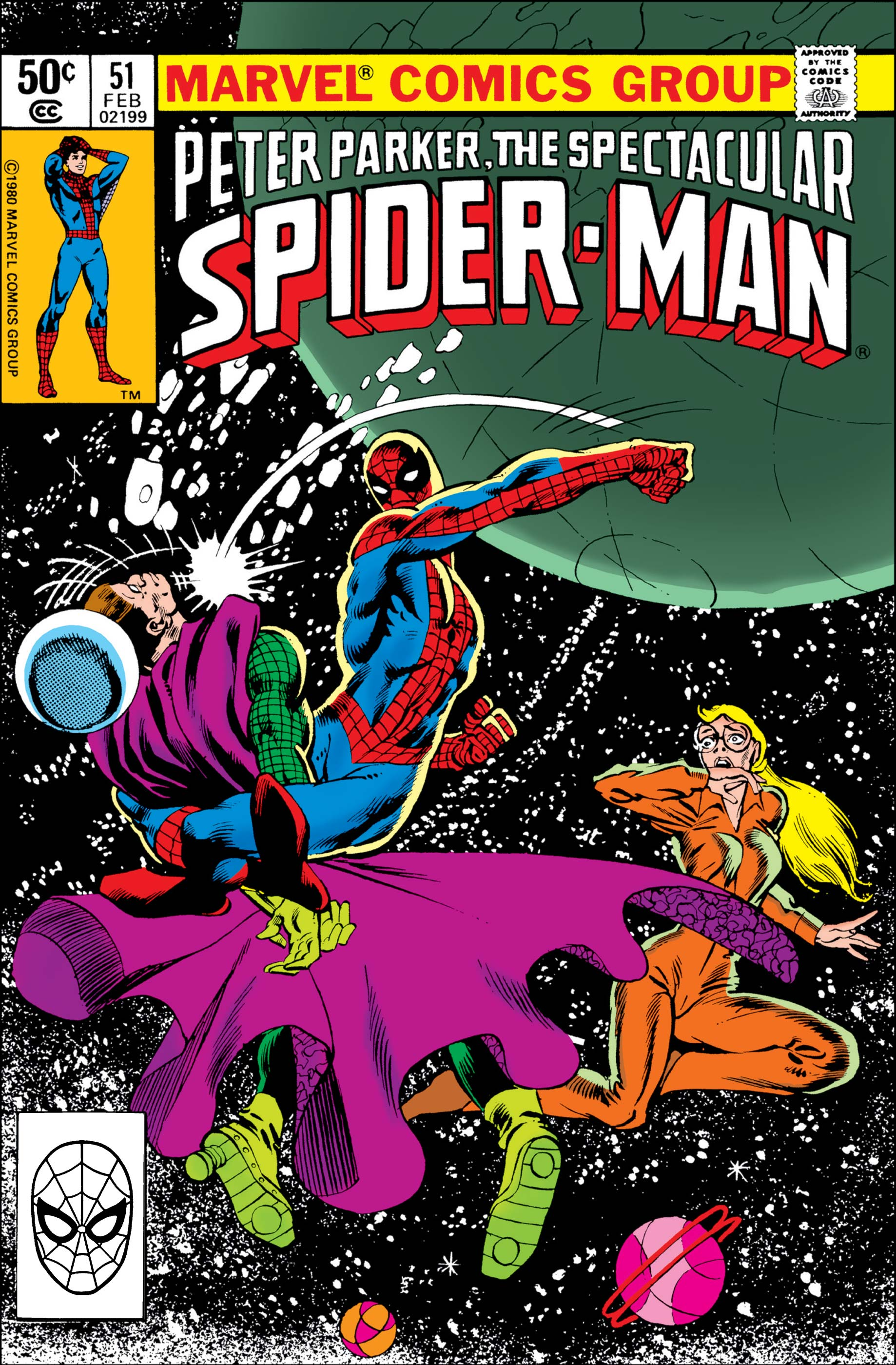 Peter Parker, the Spectacular Spider-Man (1976) #51