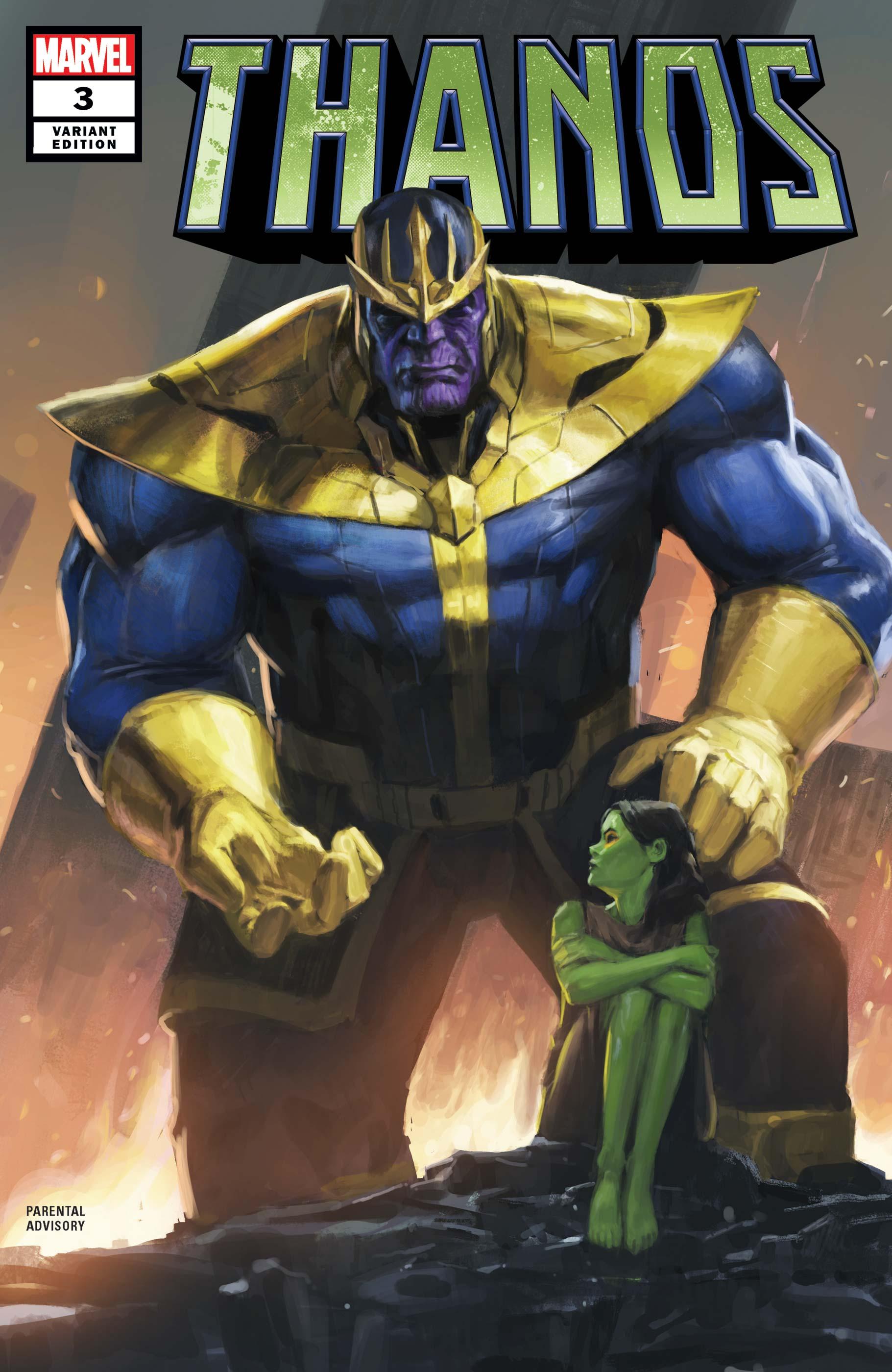 Thanos (2019) #3 (Variant)