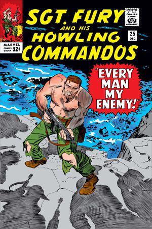 Sgt. Fury (1963) #25