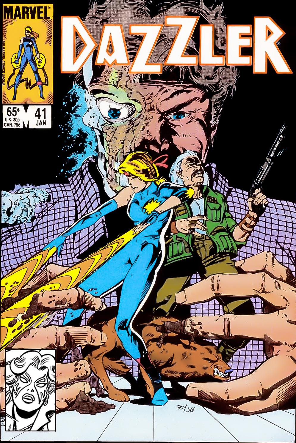Dazzler (1981) #41