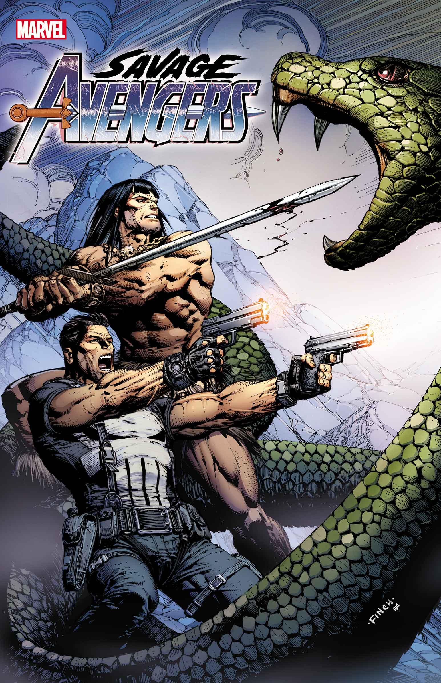 Savage Avengers (2019) #6