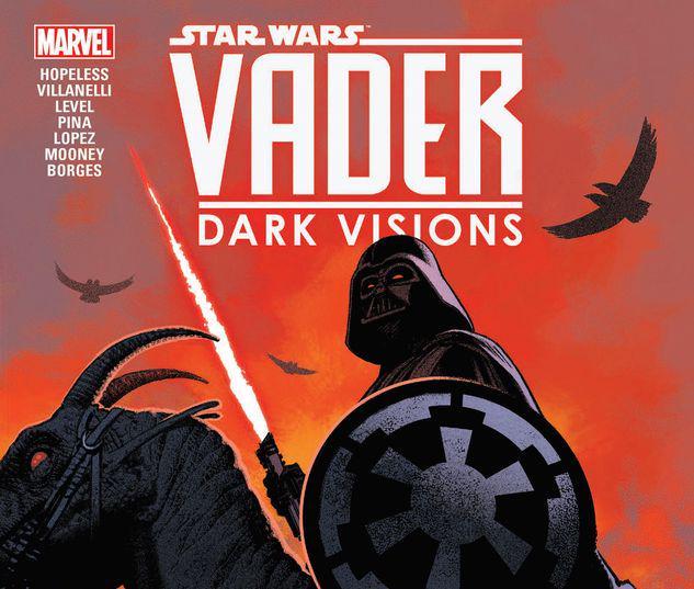 STAR WARS: VADER - DARK VISIONS TPB #1