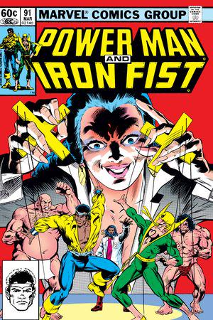 Power Man and Iron Fist (1978) #91