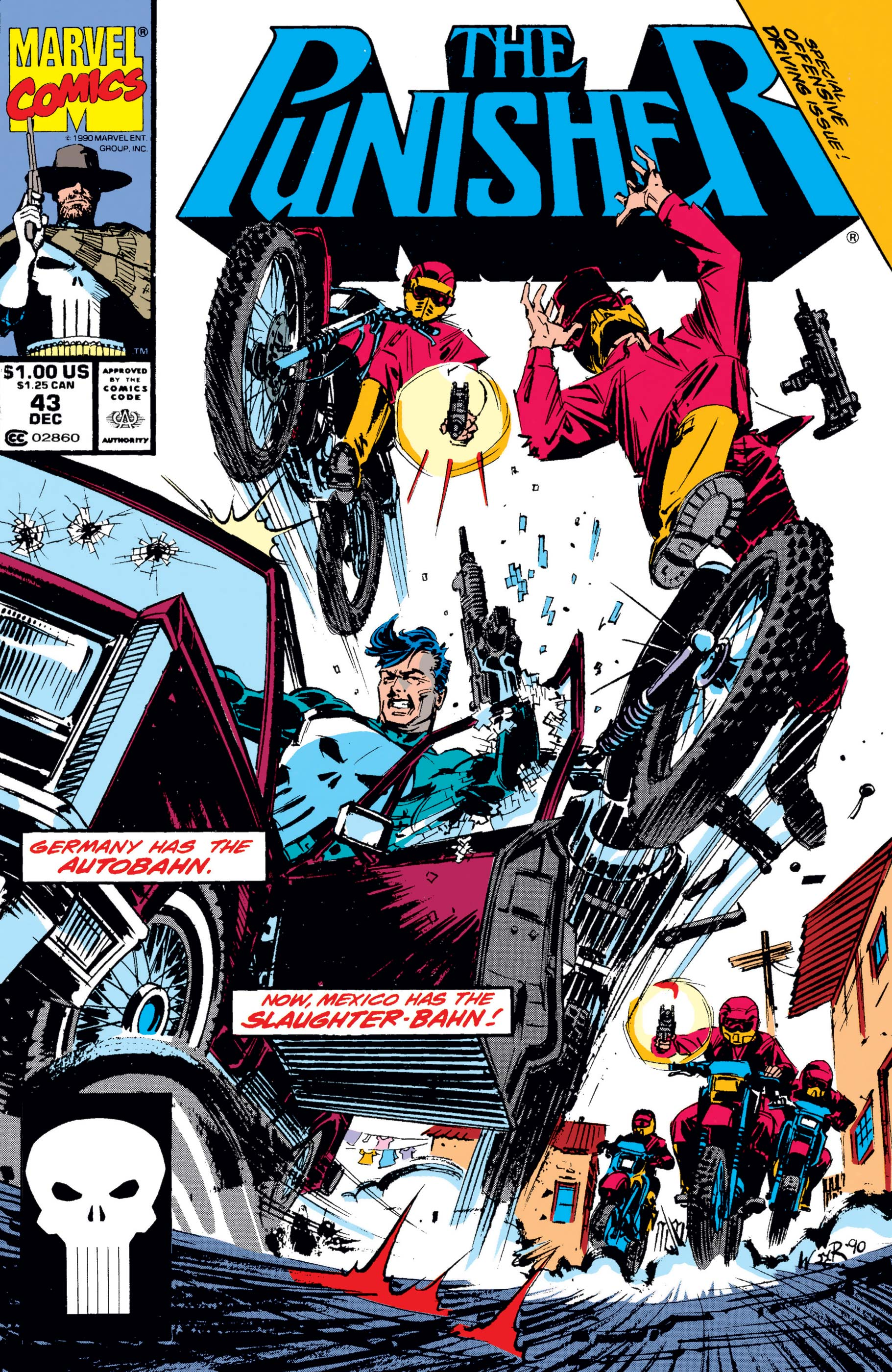 The Punisher (1987) #43