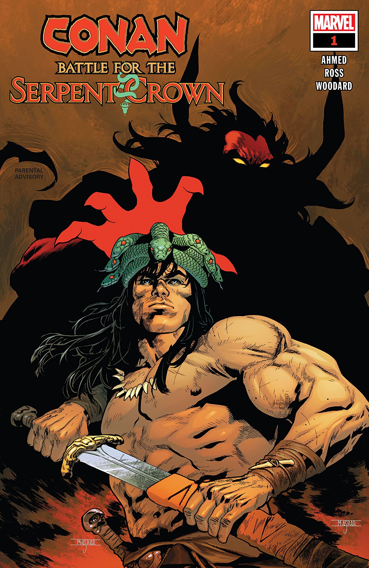 Conan: Battle for the Serpent Crown (2020) #1