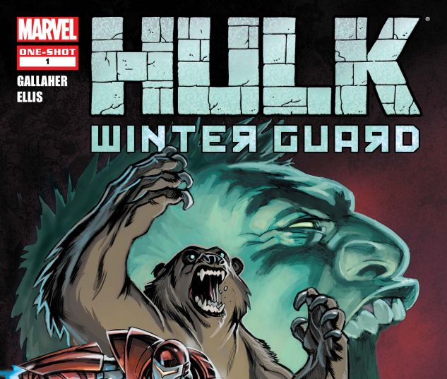 Hulk: Winter Guard One-Shot (2009) #1