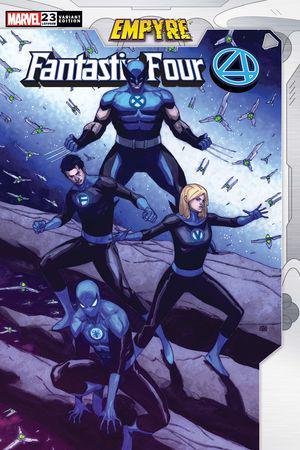 Fantastic Four (2018) #23 (Variant)