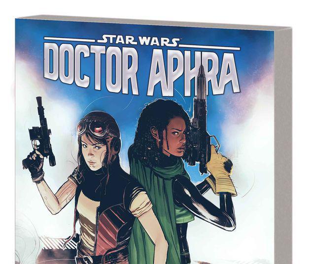 STAR WARS: DOCTOR APHRA VOL. 2 - THE ENGINE JOB TPB #2
