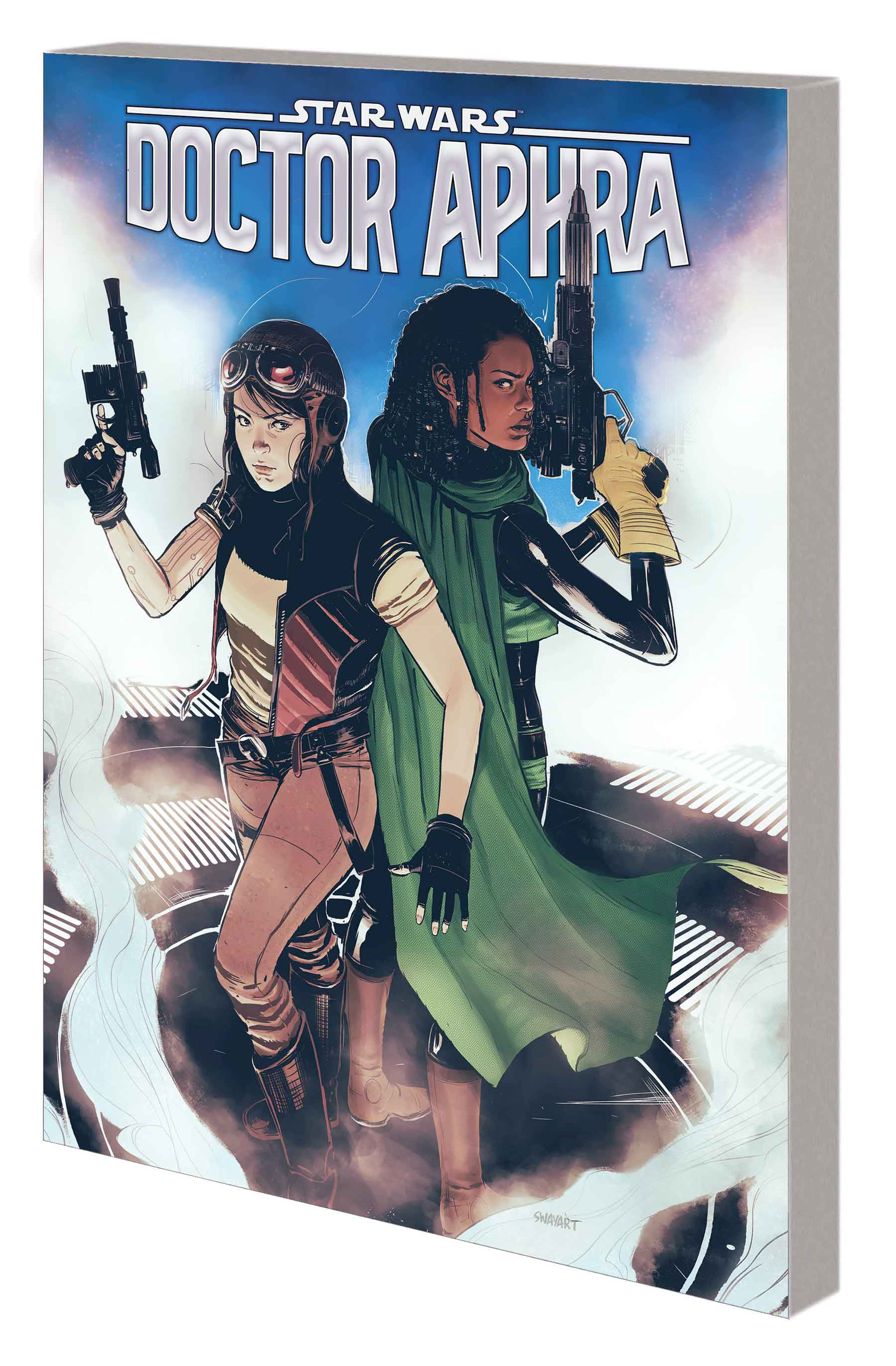 STAR WARS: DOCTOR APHRA VOL. 2 - THE ENGINE JOB TPB (Trade Paperback)