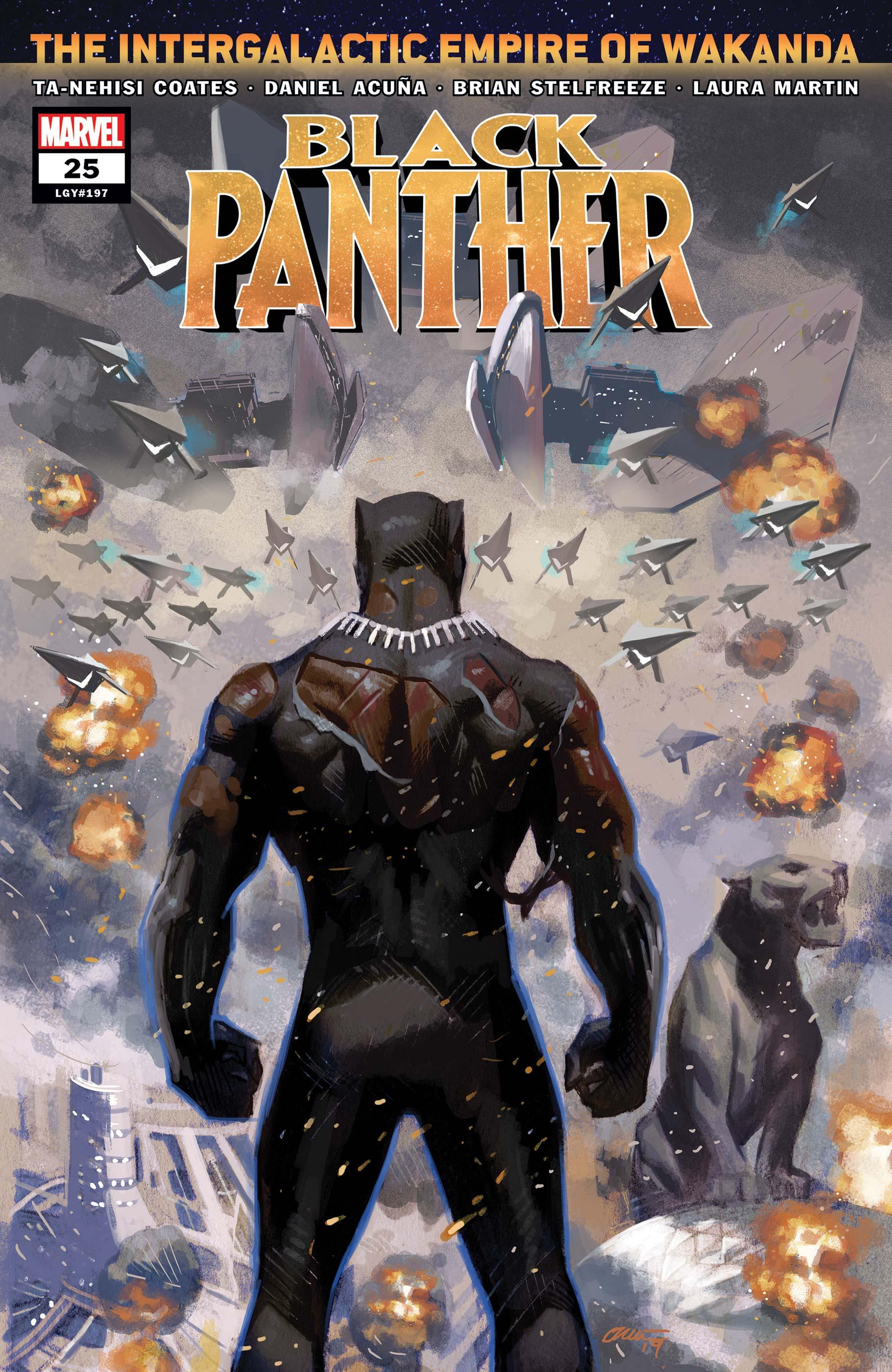 Black Panther (2018) #25