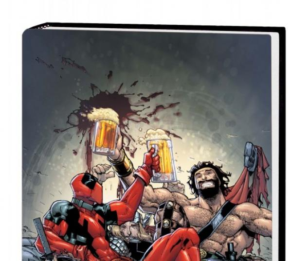 Deadpool Team-Up Vol. 1: Good Buddies (Hardcover)