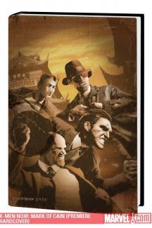 X-Men Noir: Mark of Cain (Graphic Novel)