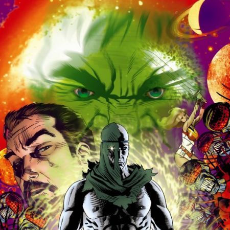 Realm of Kings: Son of Hulk (2010) #1 (GOLDEN VARIANT)