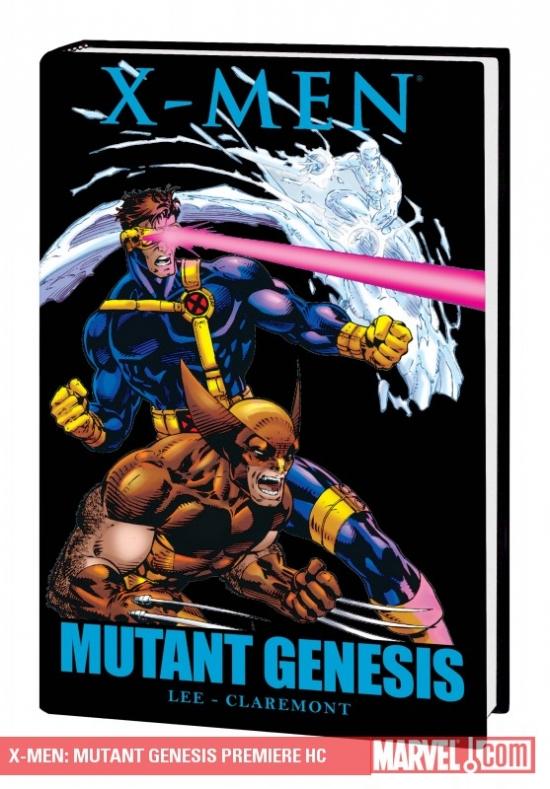 X-Men: Mutant Genesis (Hardcover)