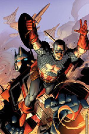 New Avengers/Transformers (2007 - 2008)