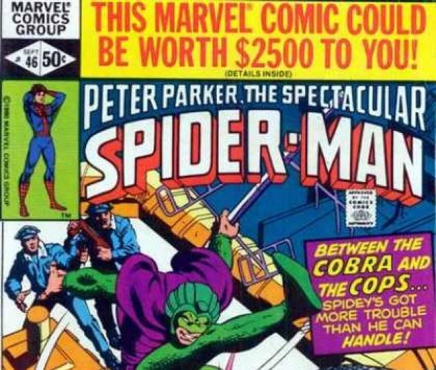 Peter Parker, the Spectacular Spider-Man (1976) #46