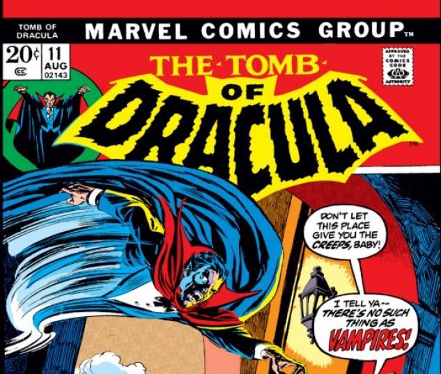 Tomb Of Dracula #11