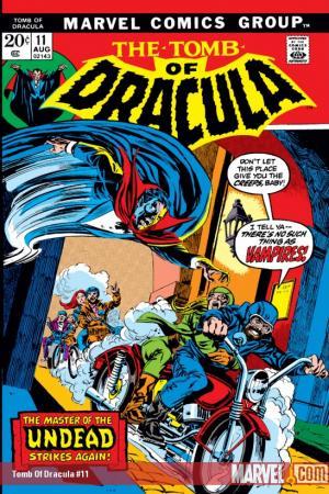 Tomb of Dracula (1972) #11
