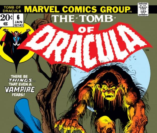 Tomb Of Dracula #6