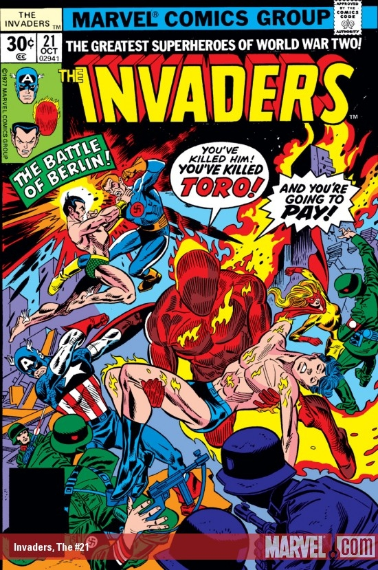 Invaders (1975) #21
