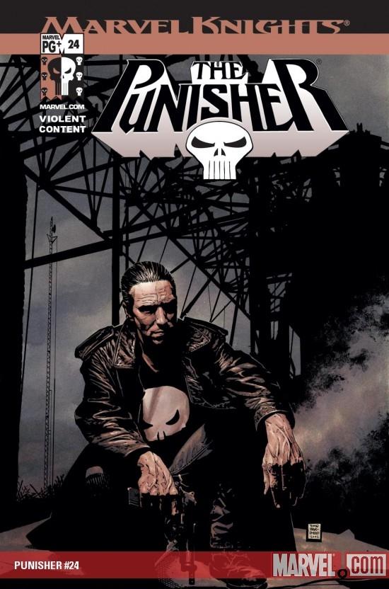 Punisher (2001) #24