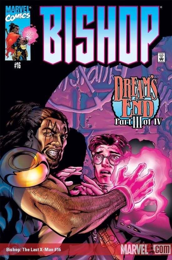 Bishop: The Last X-Man (1999) #16