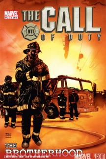 The Call of Duty: The Brotherhood (2002) #6