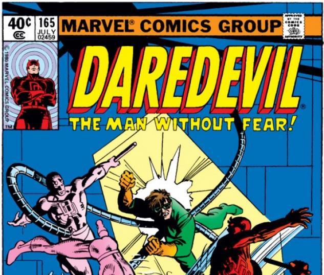 Daredevil #165