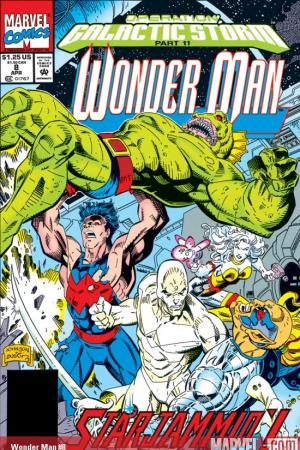 Wonder Man (1991) #8