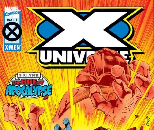 X-Man 4 Marvel 1995
