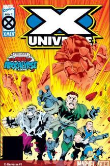 X-Universe #1
