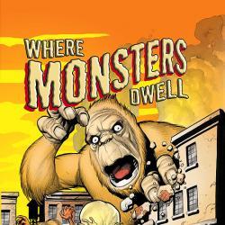 MARVEL MONSTERS (2007) COVER