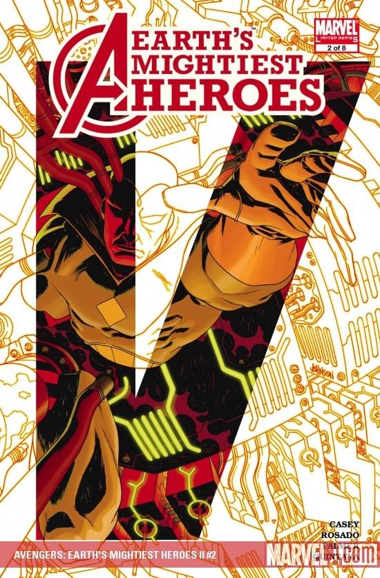 Avengers: Earth's Mightiest Heroes II (2006) #2