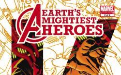 AVENGERS: EARTH'S MIGHTIEST HEROES II (2008) #2 COVER
