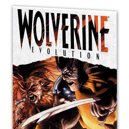 WOLVERINE: EVOLUTION #0