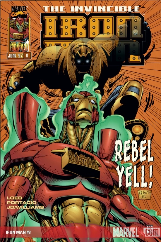Iron Man (1996) #8
