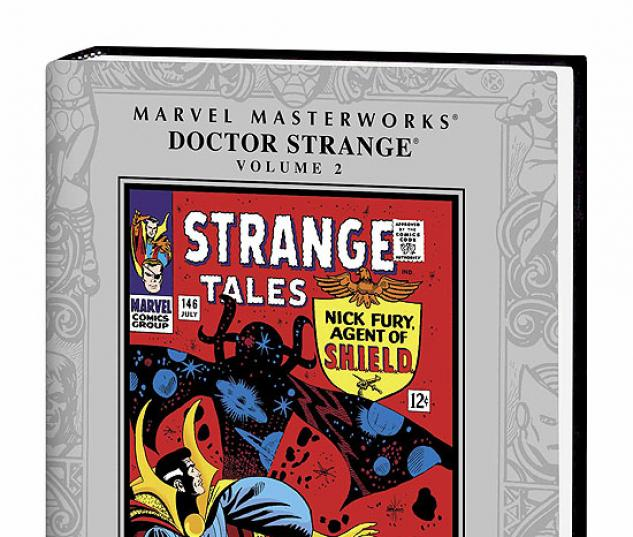 MARVEL MASTERWORKS: DOCTOR STRANGE VOL. 2 #0