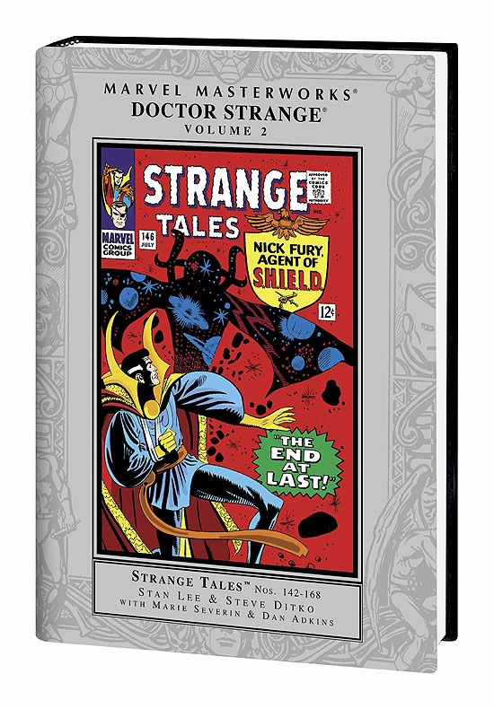 Marvel Masterworks: Doctor Strange Vol. 2 (Hardcover)