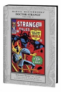 Marvel Masterworks: Doctor Strange Vol. 2 (Hardcover)