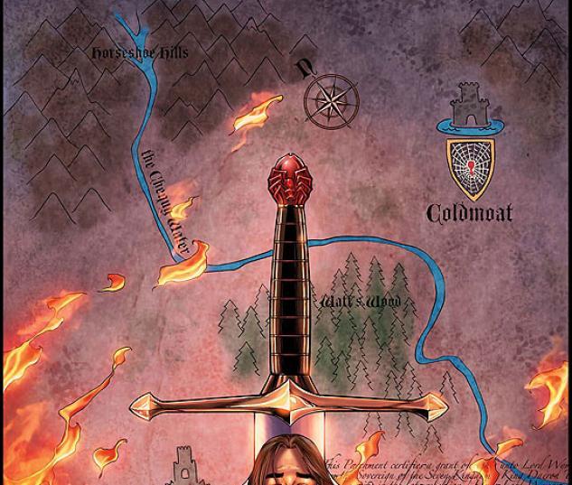 HEDGE KNIGHT II: SWORN SWORD #4