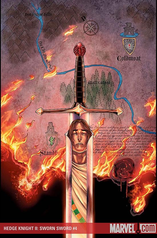 Hedge Knight II: Sworn Sword (2007) #4